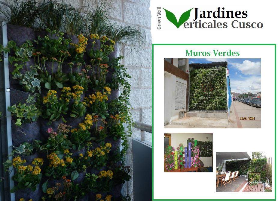 Jardines Verticales Cusco